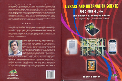 Library and Information Science: UGC-NET Guide, 2nd Revised & Enlarged Edition (With Objective Type Questions and Answers)